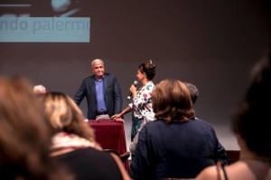 Teatro biondo Conferenza